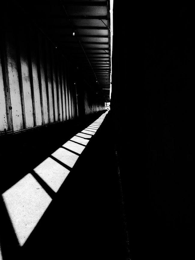 Shadow path light blackandwhite monochrome street photography lines