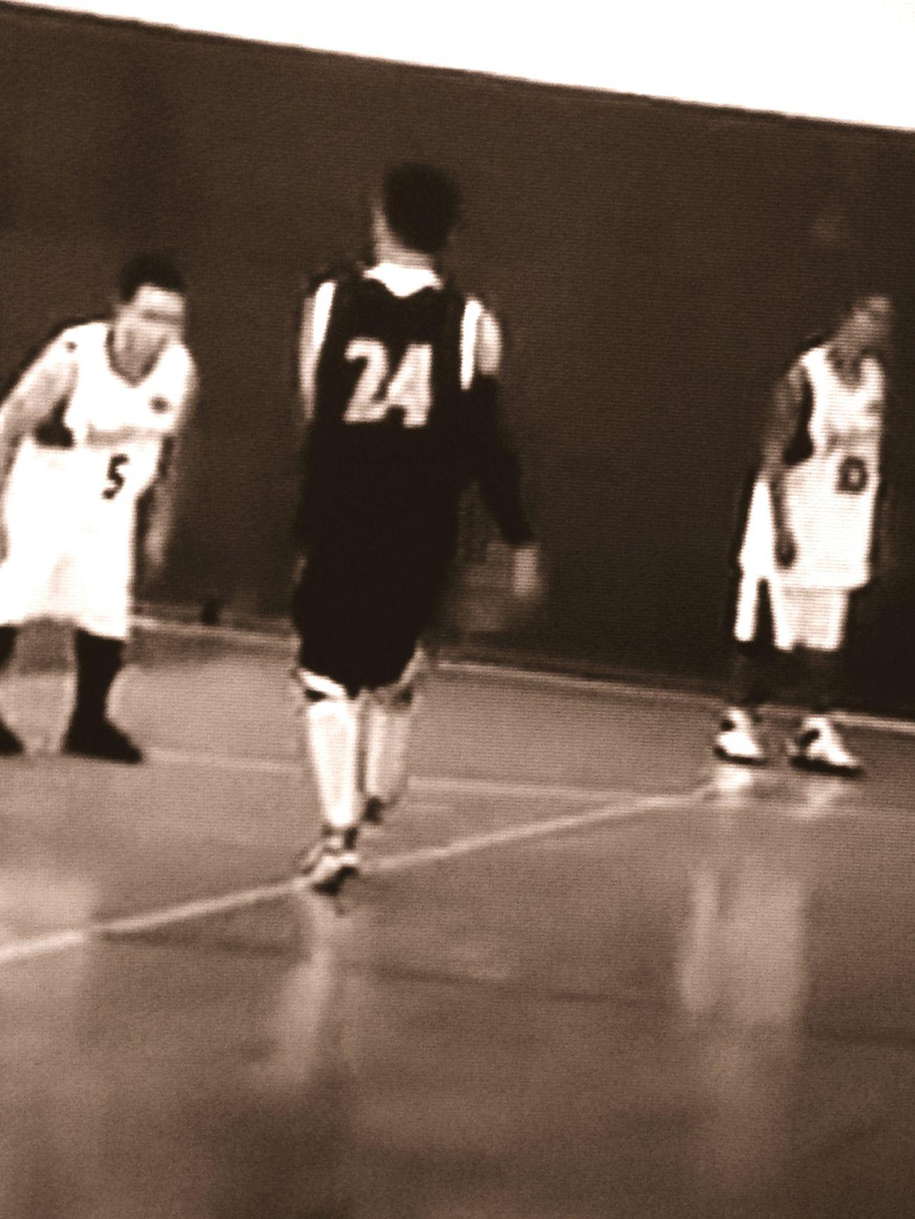Basketball Is Life Mestizo Blackandwhite Filipino 24 Crossover @jheaven24