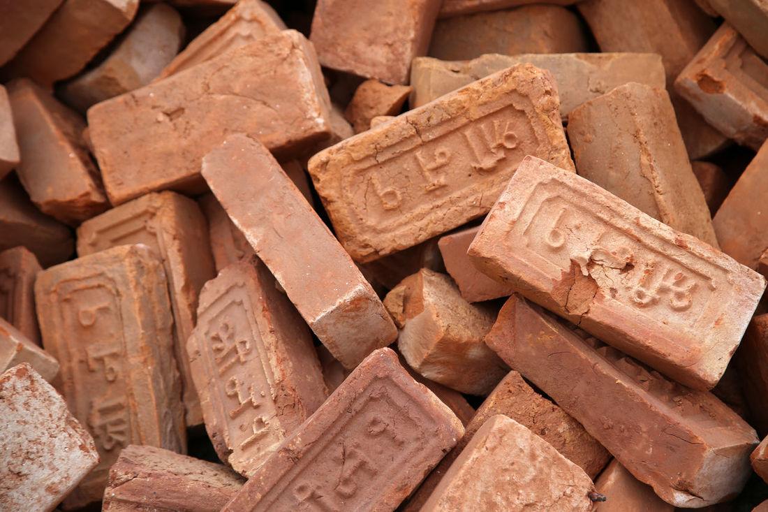 nepalese red bricks Nepal Nepal Travel Nepal TravelRed Clay Bricks Clay Work Red Brick Structure Red Red Bricks Temple - Building Red Brick Ziegelsteine Ziegel Rote Ziegelsteine Unordnung Unorganized Bauen Haufen Steine Haufen Vorbereitung Buildings Brick Building Community Building Industry