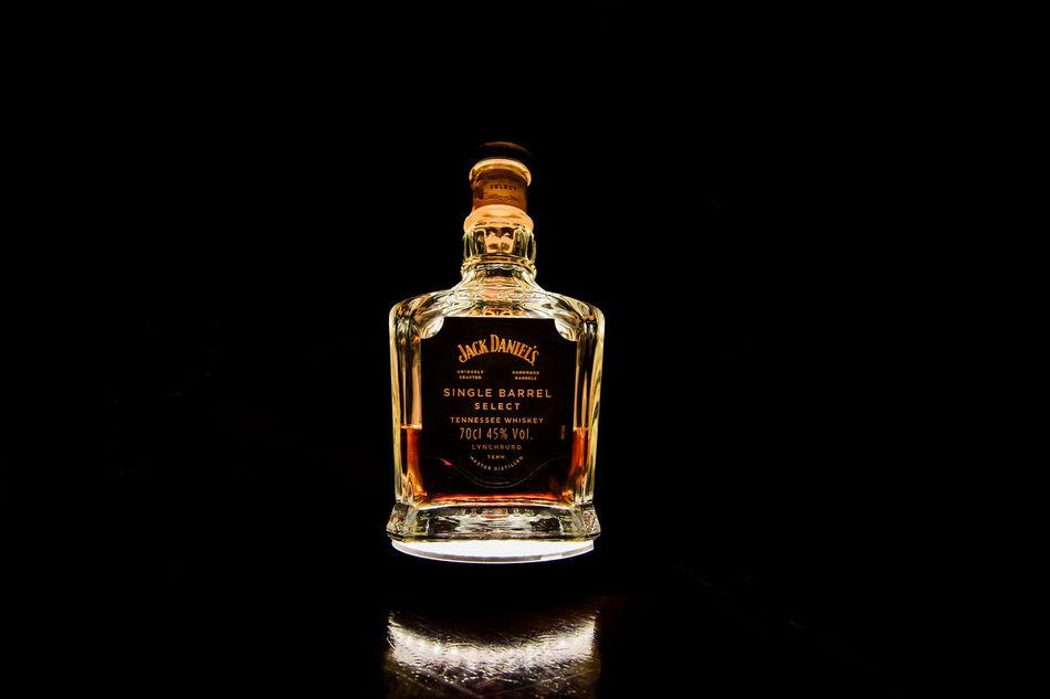 Alcohol Blackbackground Bottle Bourbon Darkroom Drink Jackdaniels LoveMyWork Picoftheday Playhard Sadmanstongue Taking Photos Taking Pictures Work Workaholic WORKHARD
