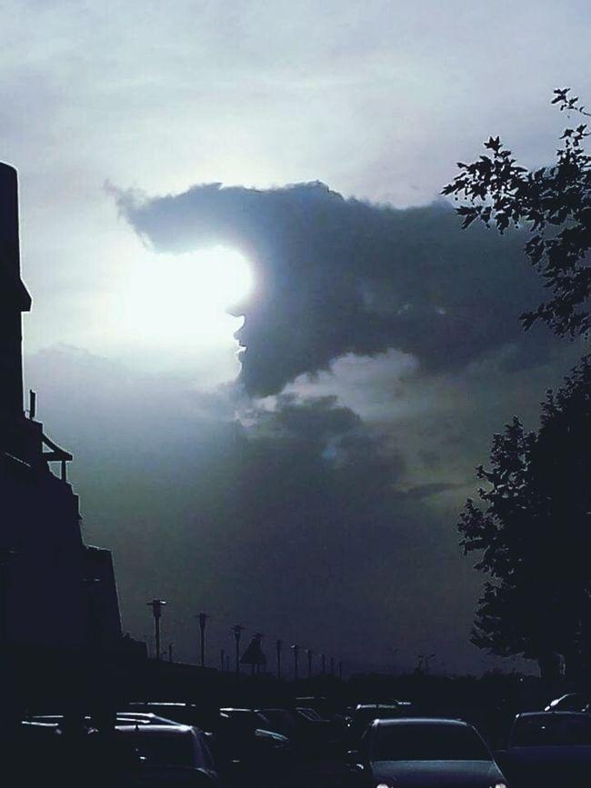 Bulutlar Birşeyler Anlatıyor