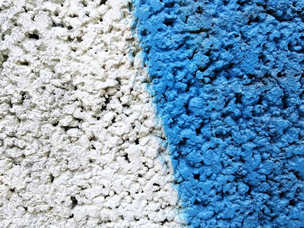 Blue Backgrounds Day Full Frame Textured  No People Outdoors Close-up Nature Wall Wall - Building Feature Textures And Surfaces Textured  Surfaces And Textures Surfaces