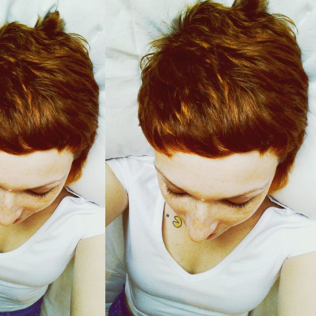 Fashion Hair Freckles. ❤ Redheadsdoitbest Redhead Redhairdon'tcare
