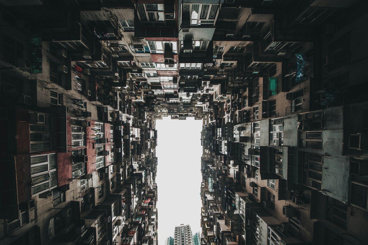 HongKong City No People Business Finance And Industry Architecture Outdoors Day Sky Network Server Hong Kong Style Hongkonger Hongkongphotography Hongkongstreet