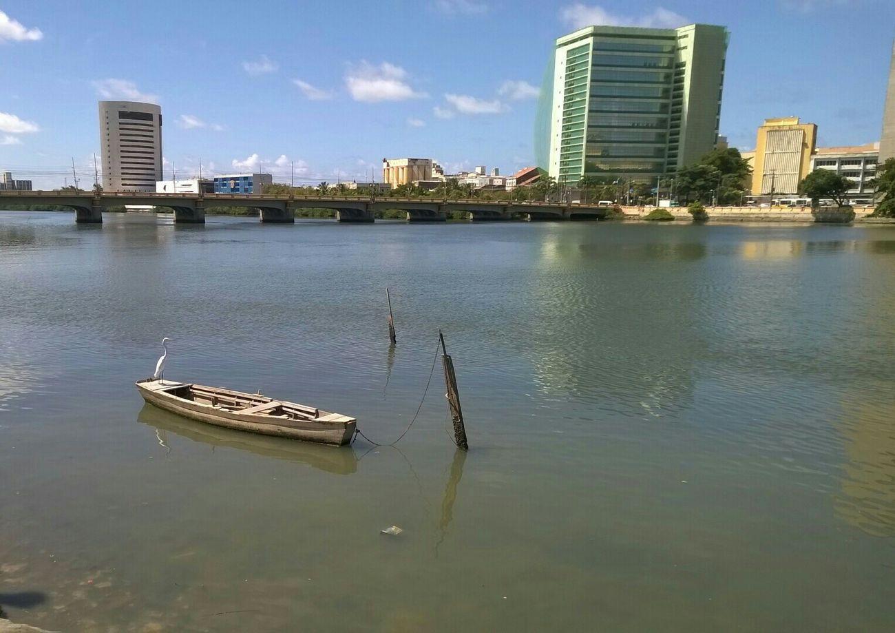 Rio Capibaribe Riocapibaribe Recife, BRASIL Garças Photography Fotografia