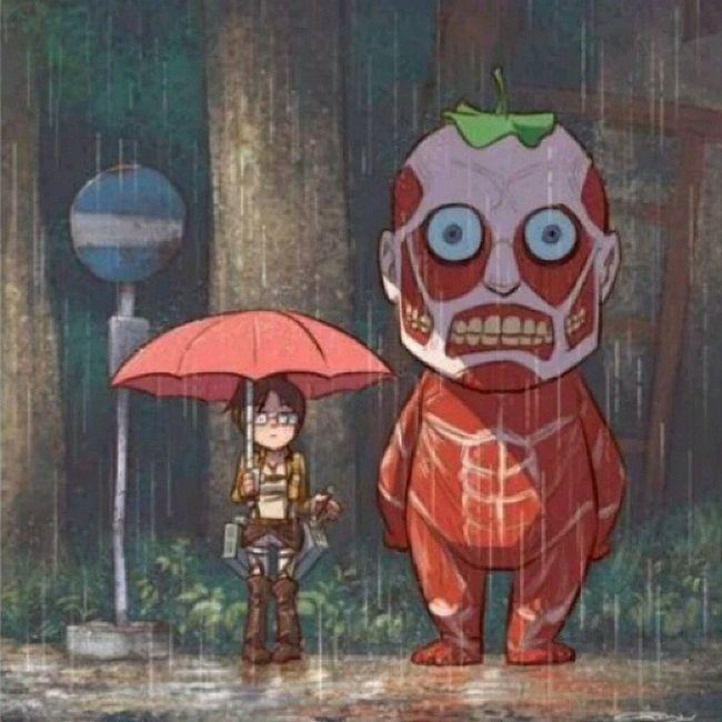 Aot Totoro