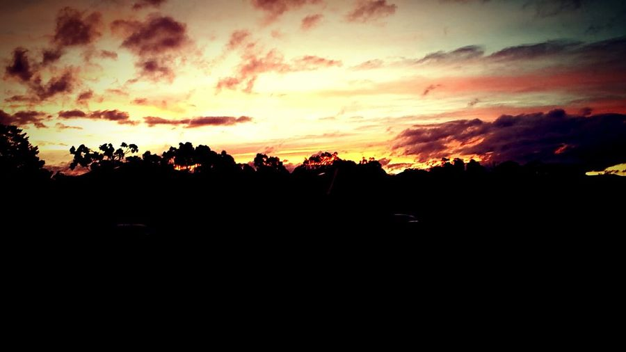 Sunsets in Ballarat Relaxing New Favourite Place Clouds And Sky First Eyeem Photo
