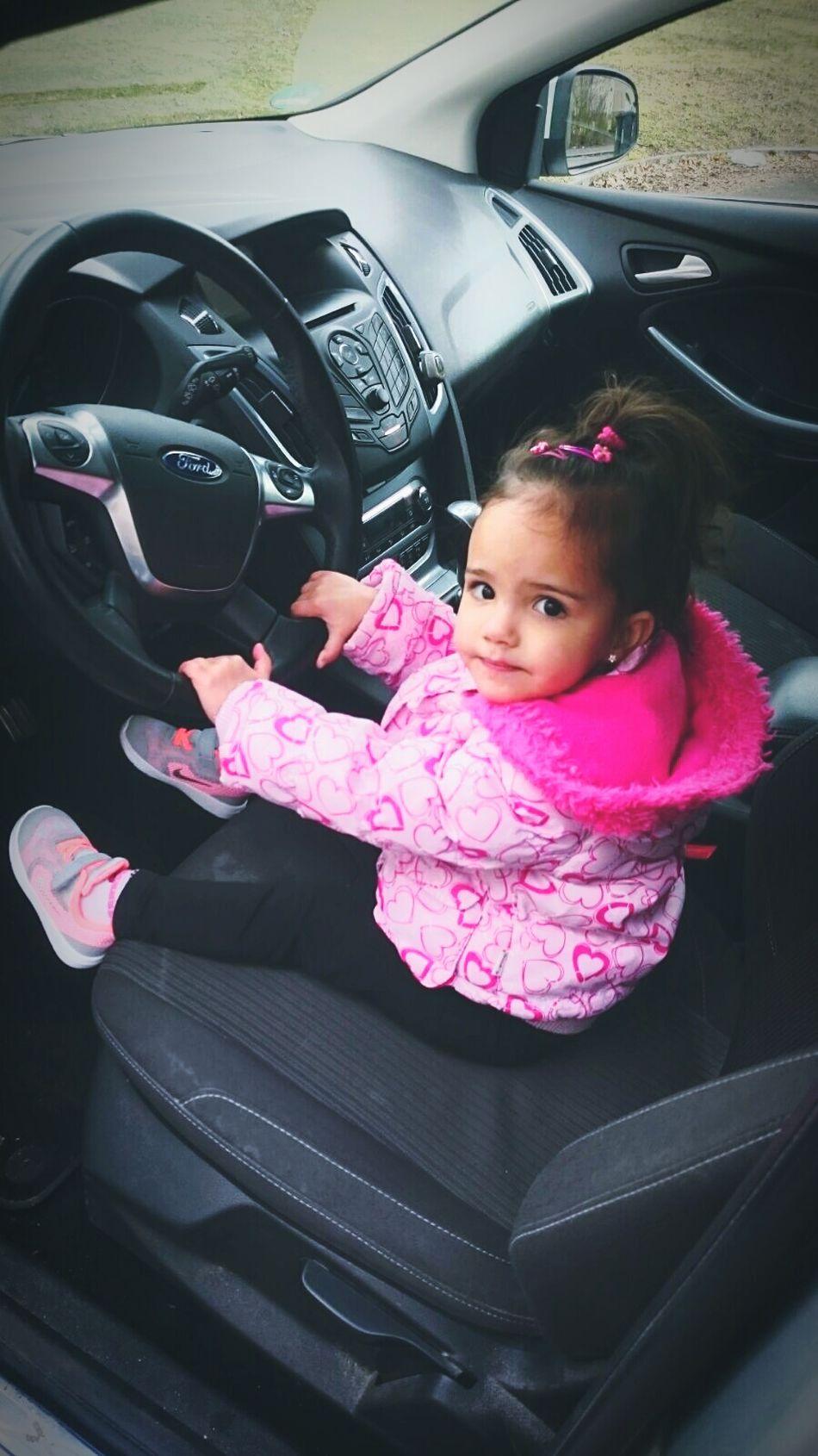Car Driving Girlsday Love To Take Photos ❤