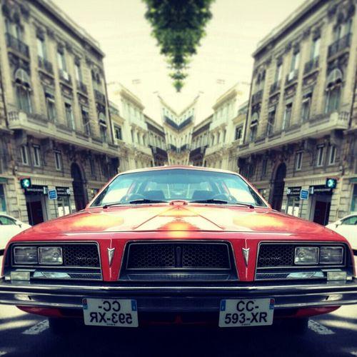 Dreamcar Pontiac Firebird Transam Mirrored Soloparking