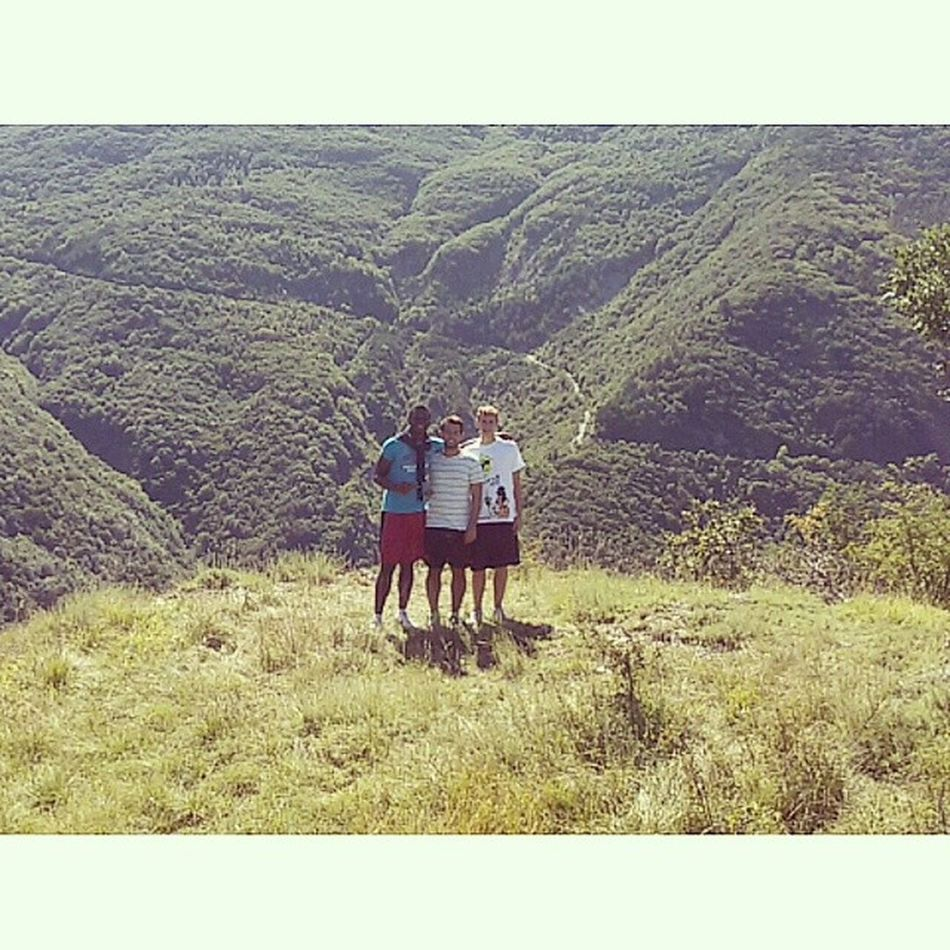 The three kings of the mountain💞 Mountain Nature Summer Love Beautiful Me Follow Food Photowall Funny Nercollo Travel Italia Instadaily Aljeheel Relaxing Passodelbrallo Selfie Adventure Gopro Mystery Trip Yeah Delicious Self boobear swagg tan bright friends