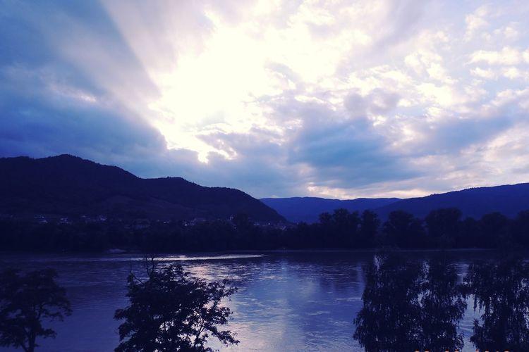 Danube Dürnstein Austria Danubio Europe River