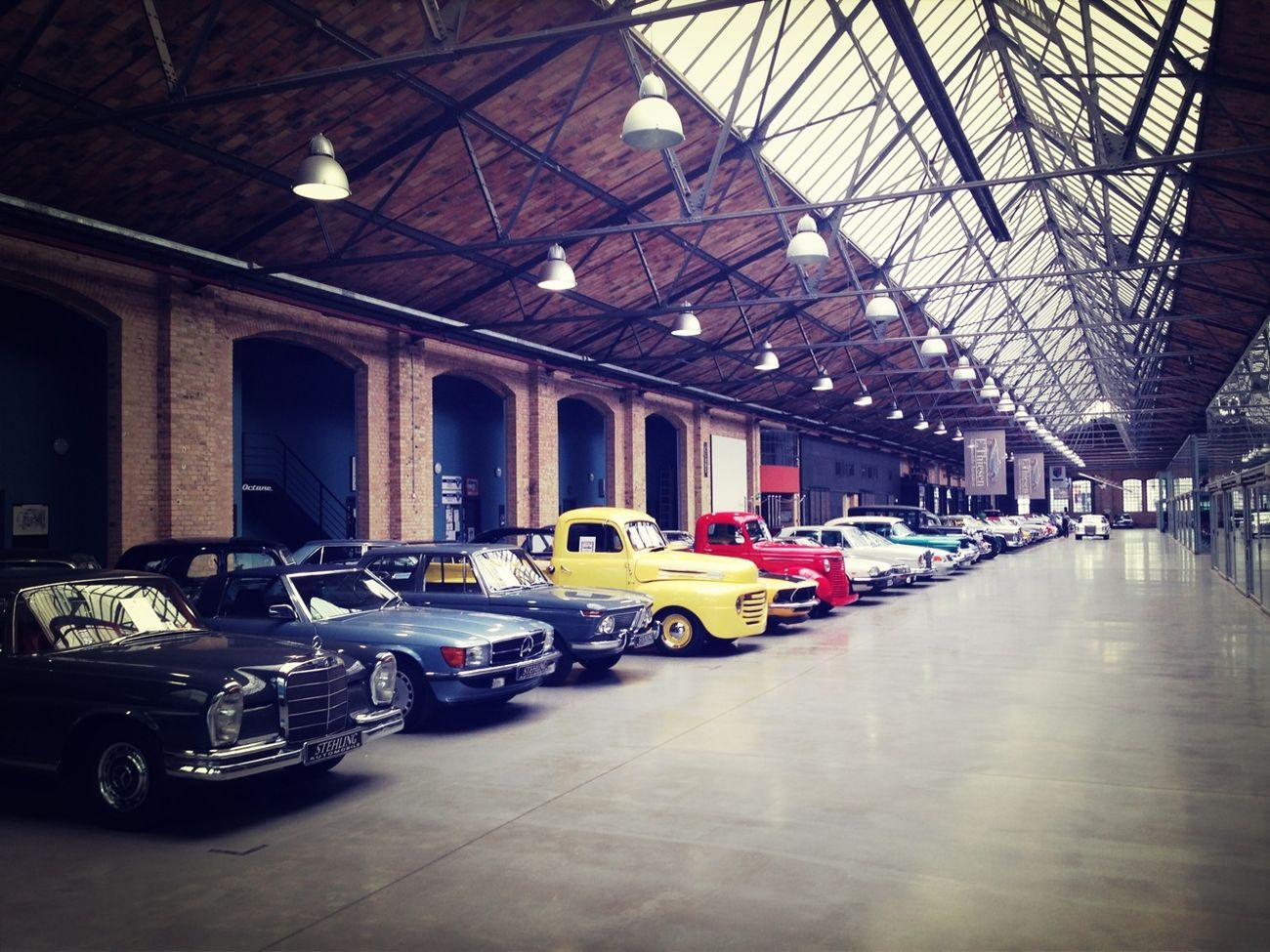 Drooling like a mastiff staring at a plates of steaks. What a line up! Classic Car Vintage Cars Classic Cars Car Collection