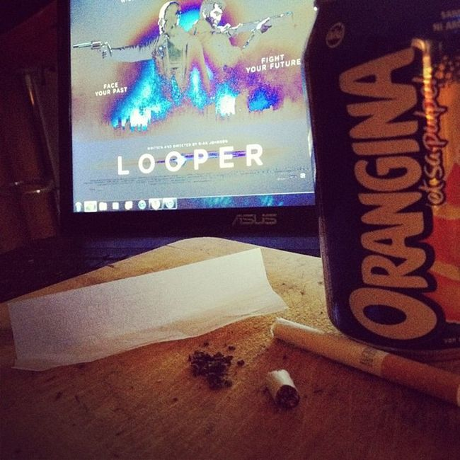 Orangina Spleef Looper Decompression Cestleweekend Enfin !