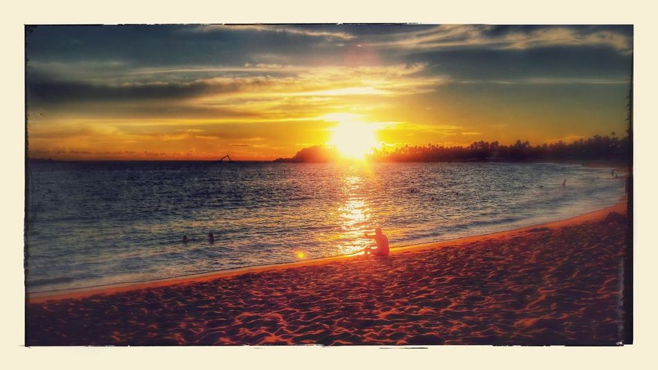 Gorgeousgetaways Sunset Beach Sri Lanka Unawatuna Travel Seetheworld