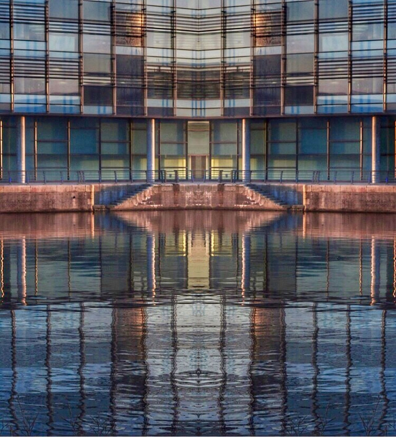 Building reflections. Reflection_collection Building Reflections Reflections In The Water Architectural Detail Architecture Eye4photography  Getty X EyeEm Urban Geometry Lines And Angles Modern Architecture Modern Building EyeEm Gallery Water EyeEm Design Building Exterior Built Structure Buildings