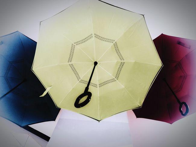 Umbrella Umbrella☂☂ Indoors  Paper Sketch No People Studio Shot Close-up Day