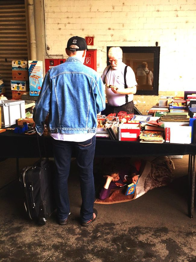 Grandpa had a stand with the comic books OpenEdit EyeEm Best Shots Düsseldorf Flea Markets