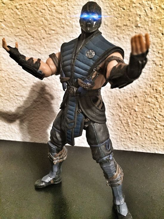 Sub-Zero Sub Zero Mkx Mortal Kombat Mortal Kombat X MK
