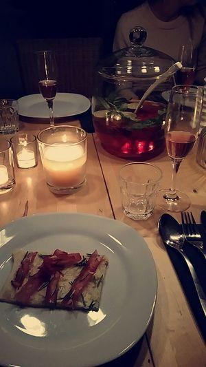 Dinner 🍷 Babys Birthday