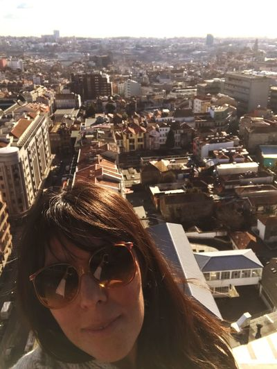 Porto Portugal 🇵🇹 Me Myself And I Built Structure Building Exterior Architecture Sunglasses Cityscape Outdoors Sunlight
