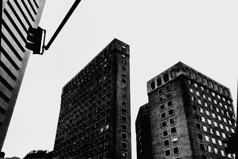 Geometria Olvidada Arquitecture 2015  City Blackandwhite Perspectives Atravezdelosojos Photography Silouette Bogota,colombia.