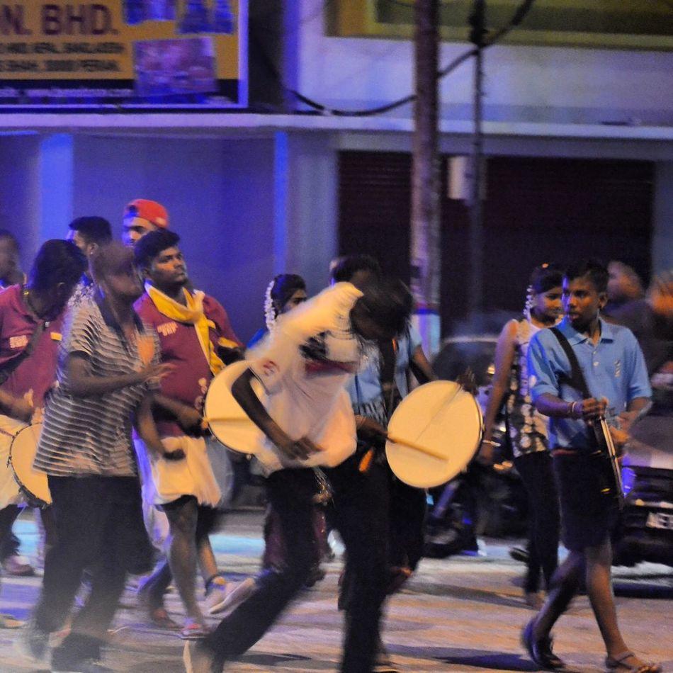 Alternative Fitness Streetdance Thaipusam2016 Kavadi