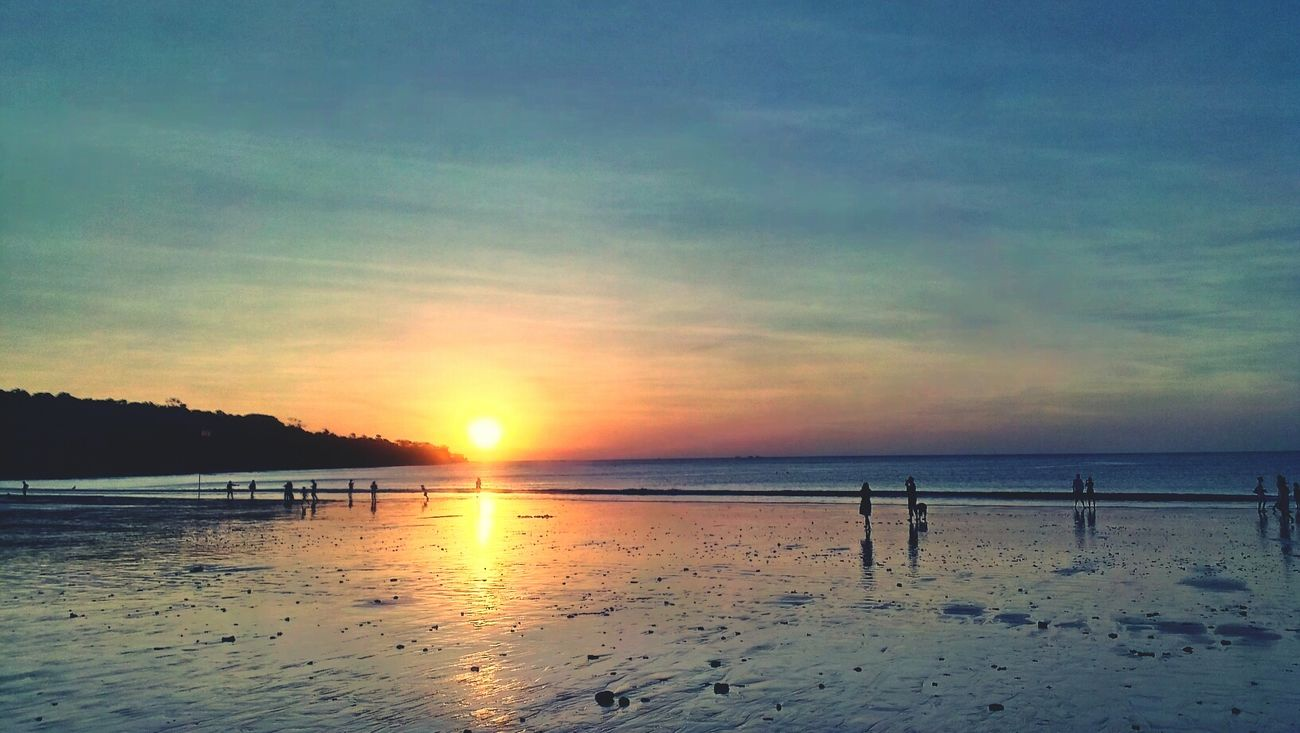 Last day of summer Bali Sunset Bali Sunset