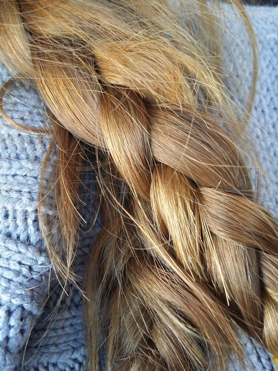 Adapted To The City Pelo Natural Trenzas Loock Colour Rebeldía 😚