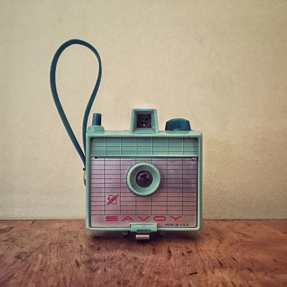 Imperial Mark X11. Vintage Camera Green Mint Green Old-fashioned Retro Styled Antique Analog Indoors  No People Lieblingsteil Art Is Everywhere