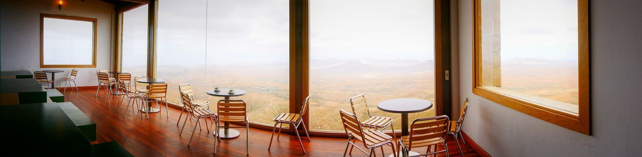 Viewpoint Close-up Cloud - Sky Conservation Day Empty Furniture Landscape_Collection Landscapes With WhiteWall Magicbeam Mountains Nature No People Outlook Panorama Point Of Interest Reservation Show Room Sight Sightseeing Sky SPAIN Vacations View View From The Window... Viewpoint
