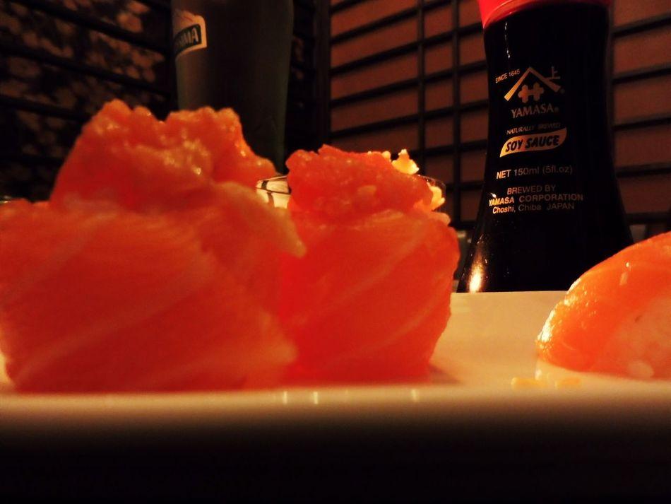 Sushi Sushi Time 軍艦島(gunkan-jima) Japanese Food Foodporn