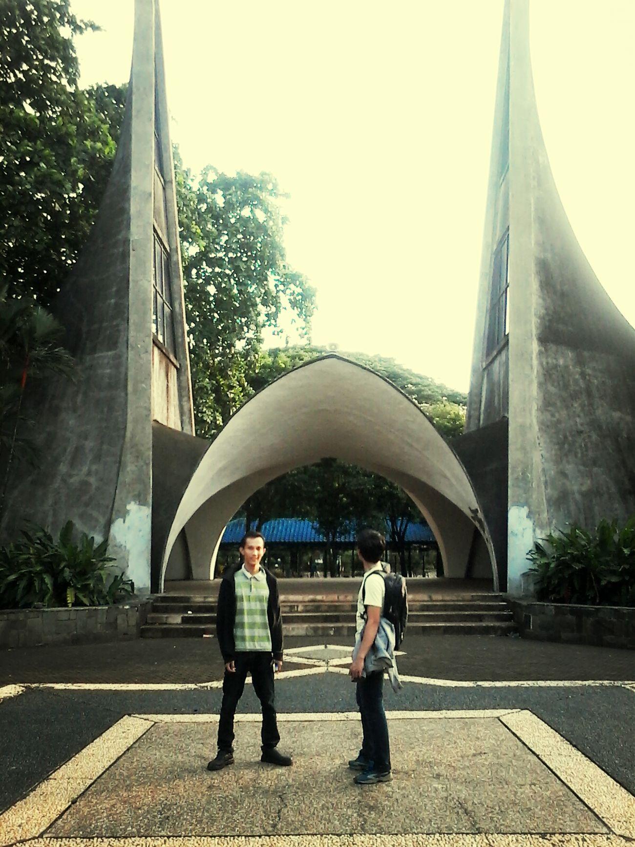 Ragunan, gates