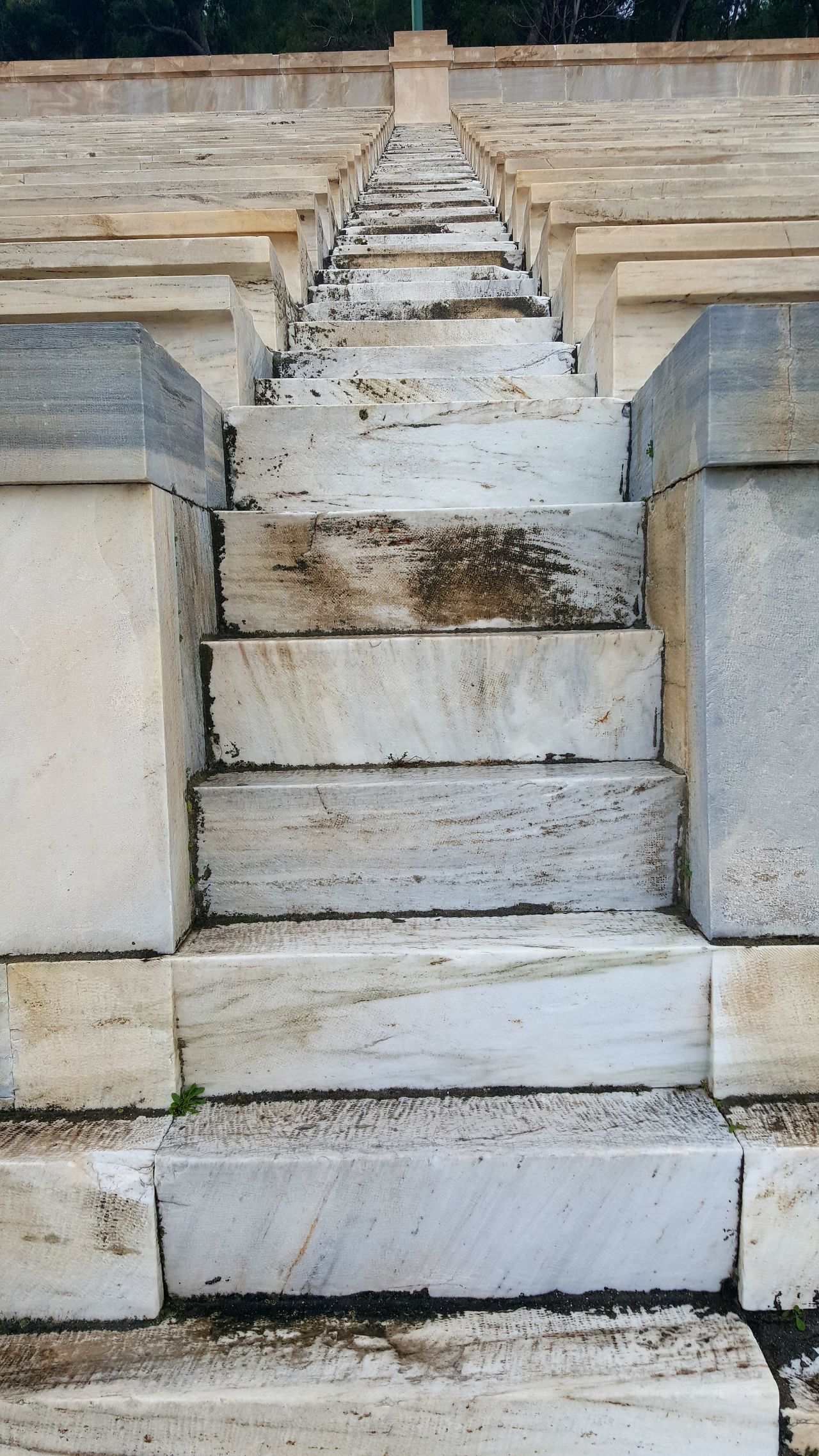 Steps Outdoors Architecture Close-up Backgrounds Stairs Athens Stadium Antient History Olympic Architecture Sport Arena Greece Stones Textured