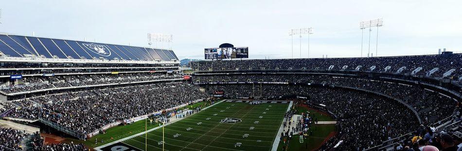 Oakland Raider Stadium American Football - Sport Raiders Oakland Raiders Colisseum Football Raidersnation