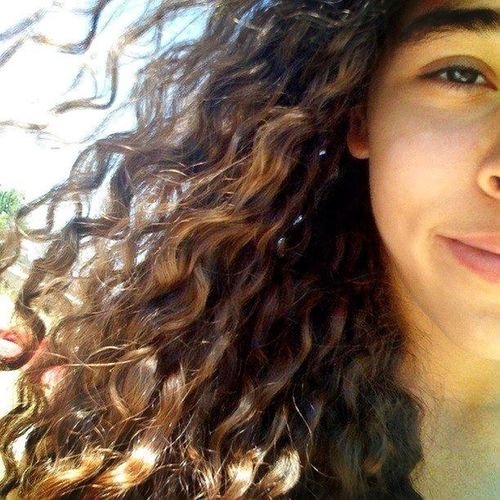 Love my hair in this picture, old photo.