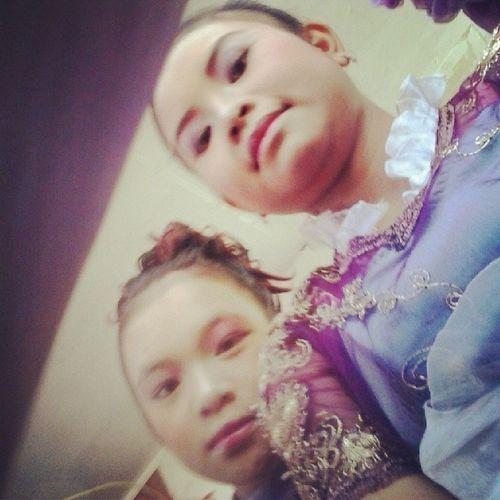 Tadi siang hp gw dipinjem, ternyata di pake selfie Mykicut Wukong Girlz