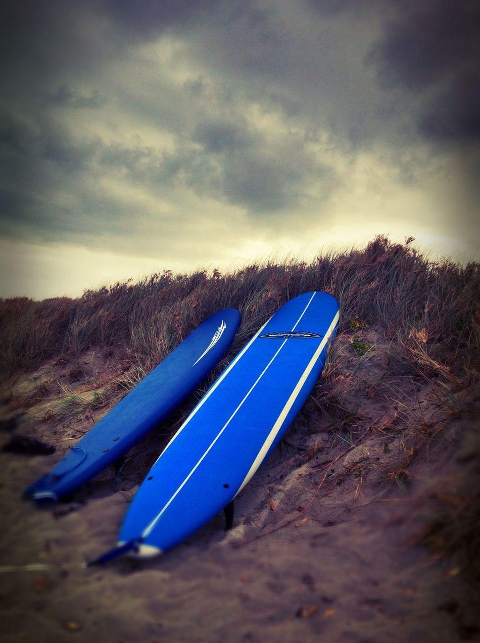 Surf Break at Omaha Beach Surf Break