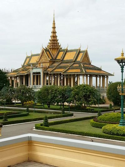King's palace @cambodia, Phnom Penh city
