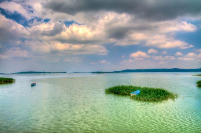 Lake Sky And Clouds Clouds Relaxing Landscape Bursa Gölyazı