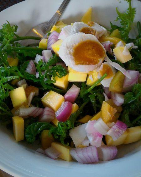 EyeEmNewHere Filipino Filipino Foods Filipino Dish Pako Salad