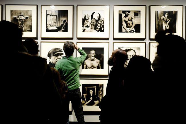 Anton Corbijn Exhibition Portraits Gallery C/O Berlin