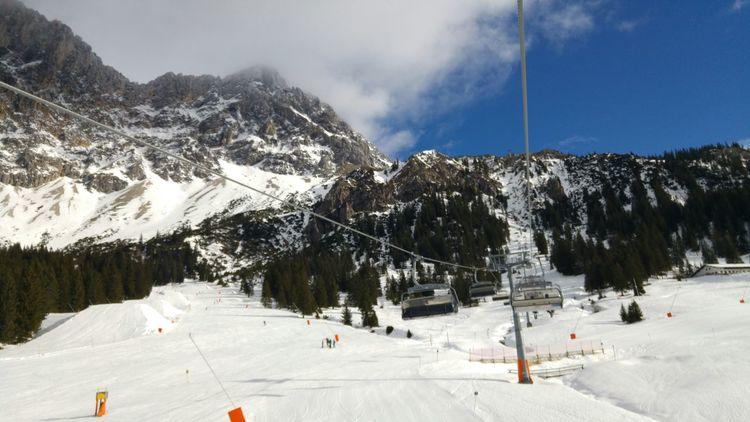Lift Cool Austria ❤ Skiing Supeeeer Hello World Capture The Moment Hi! Nature Snow ❄ Natur