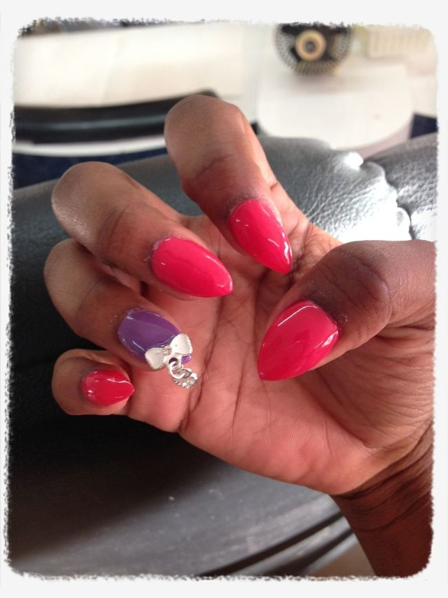 Got My Nails Done