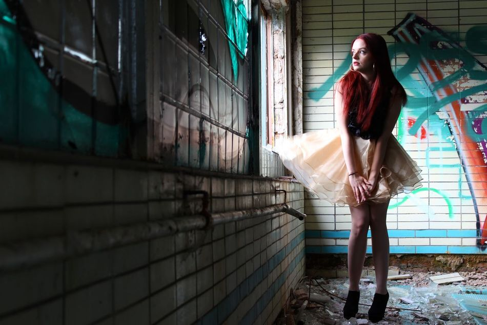 Beautiful stock photos of ghetto, Abandoned, Architecture, Beautiful Woman, Building