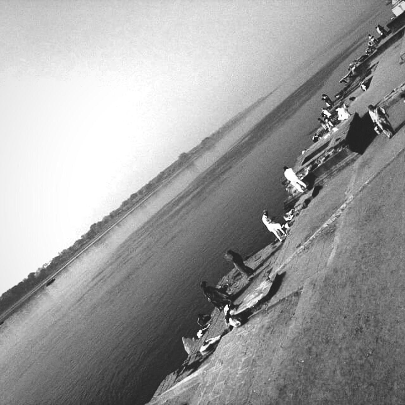 Water Ghats  Narmada Maheshwar