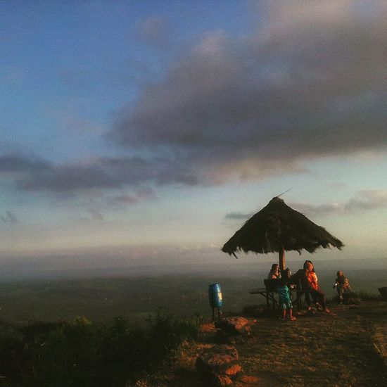 View point Embungnglanggeran Explorejogja Gunungkidul