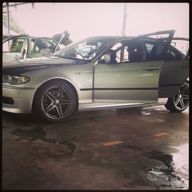 Car washBmw Abgaku