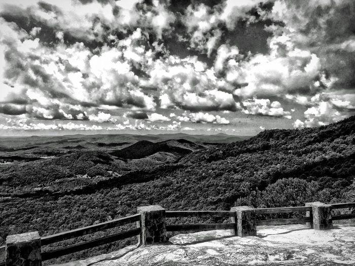 Black Rock Mountian, Ga Using IPhone 6s Plus