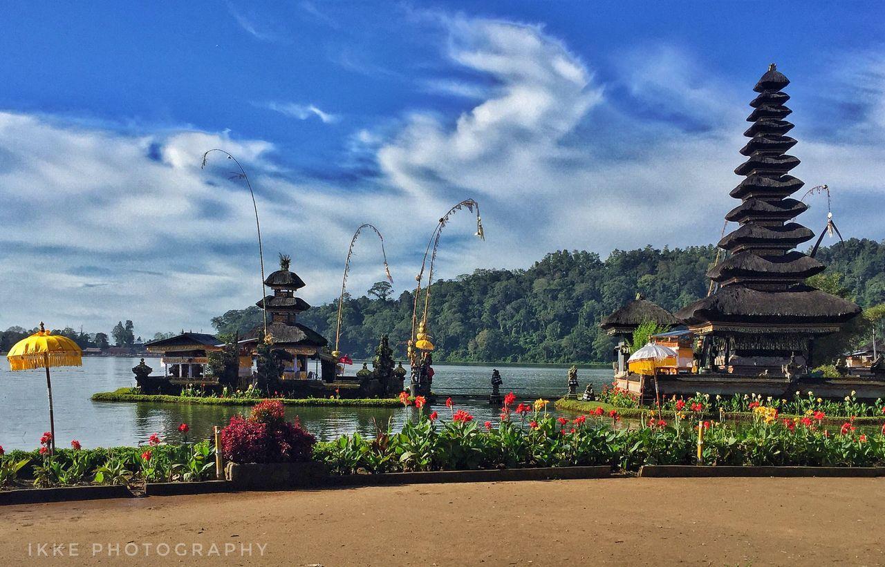Bali Baliisland INDONESIATravel Destinations Nature Beauty In Nature Cloud - Sky Built Structure Spirituality Religion Hinduism First Eyeem Photo The Great Outdoors - 2017 EyeEm Awards
