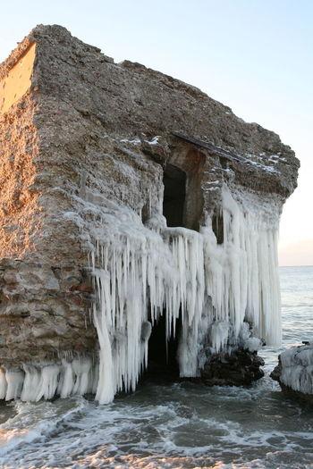 Karosta, Liepaja Showcase: January Winter Shades Of Winter